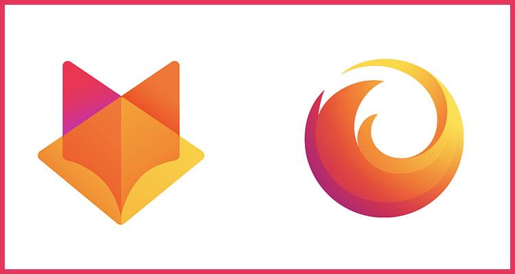 Firefox iconic logo