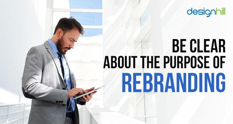 Purpose Of Rebranding