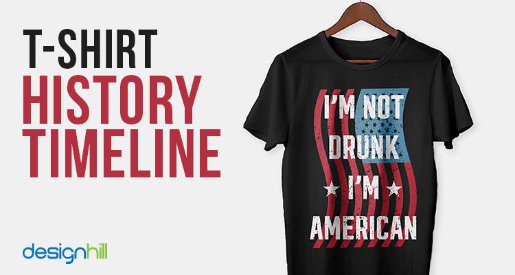 T-Shirt History