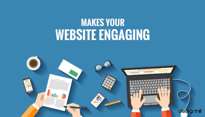 Website Engaging