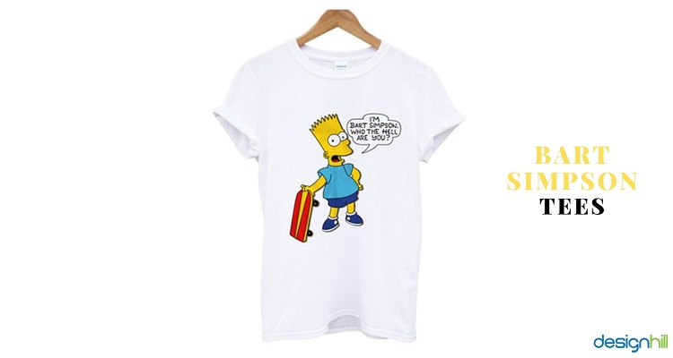 Bart Simpson t-shirts