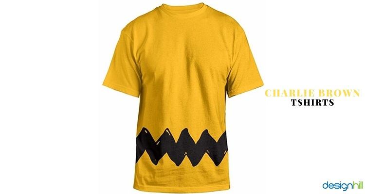 Charlie Brown T-shirts