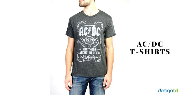 AC/DC T-shirts