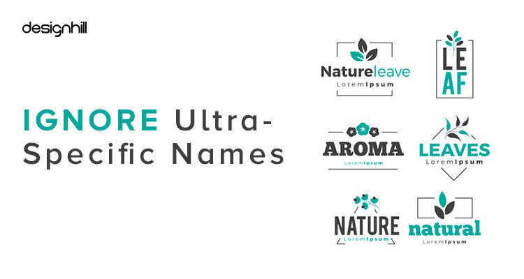 Ignore Ultra-Specific Names