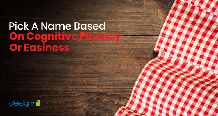Name Based On Cognitive Fluency