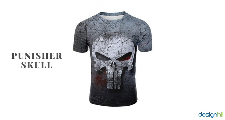 Punisher Skull T-shirt