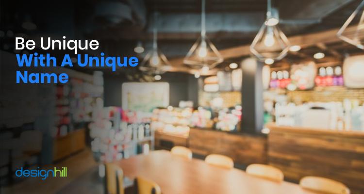 Unique Name For Restaurant Business