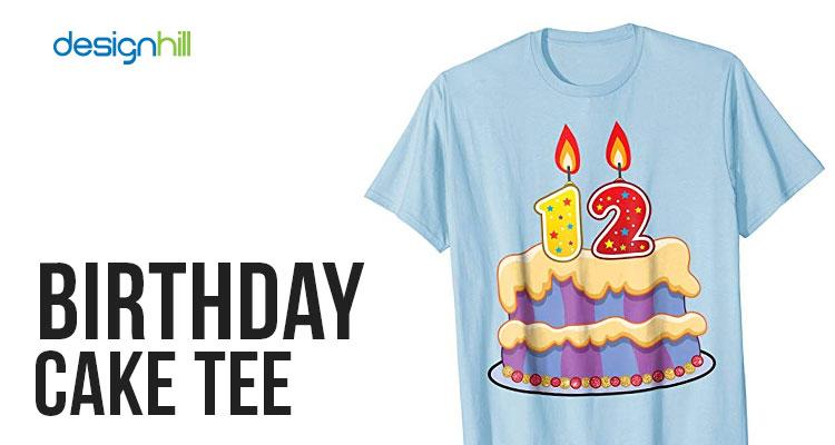 Birthday Cake Tee