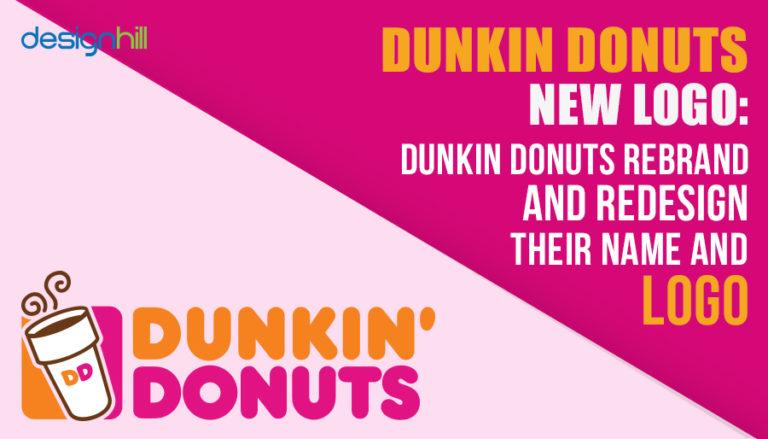 Dunkin' Donuts New Logo