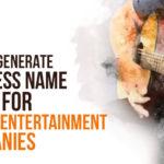 Entertainment Companies