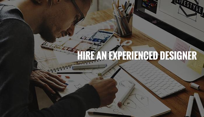 Experienced Designer