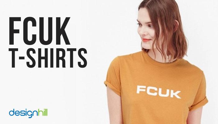 Fcuk T-shirts