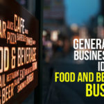 Food And Beverage Business