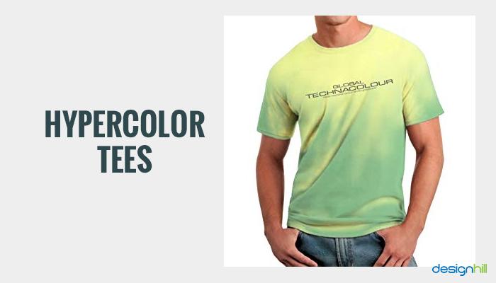 Hypercolor Tees