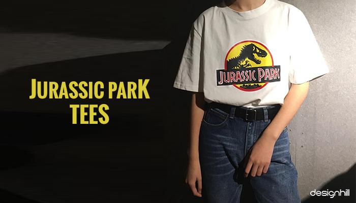Jurassic Park Tees