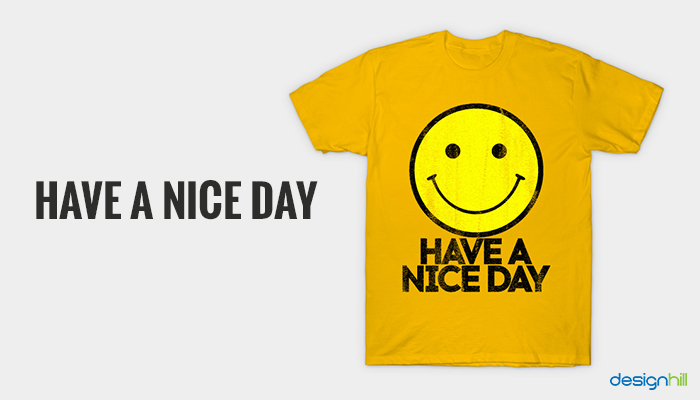 "ba6fa0596 Later on, the face became so popular that it appeared on t-shirts with the  message ""Have a Nice Day."" The 1994 movie ""Forrest Gump"" is also said to  bring ..."