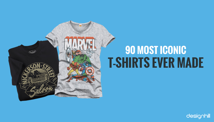 5e988711 90 Most Iconic T-Shirts Ever Made