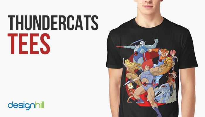 Thundercats Tees