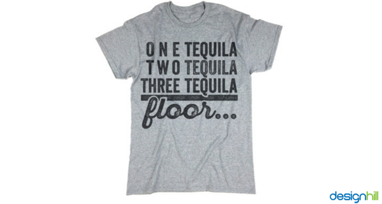 One tequilla, Two tequilla