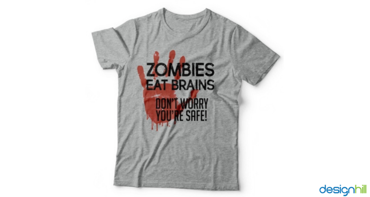 Zombies Eat Brains.... Don't Worry, You're Safe