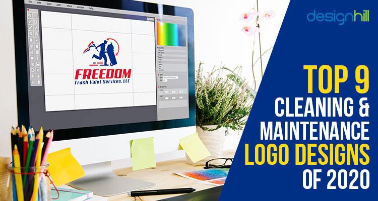 Cleaning Logo Dersigns