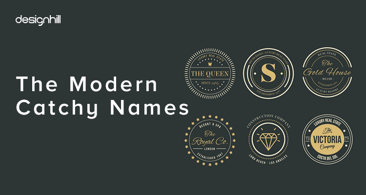 Modern Catchy Names