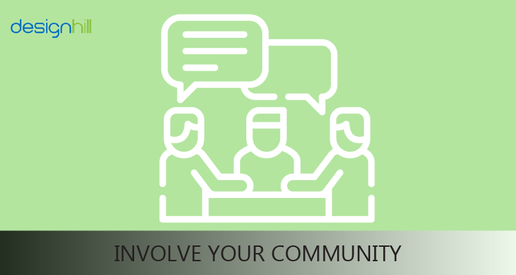 Involve Your Community