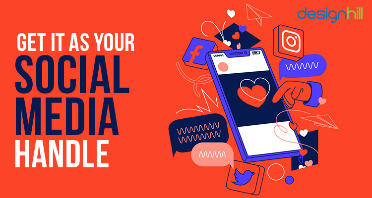 Social Media Handle For Dating Business