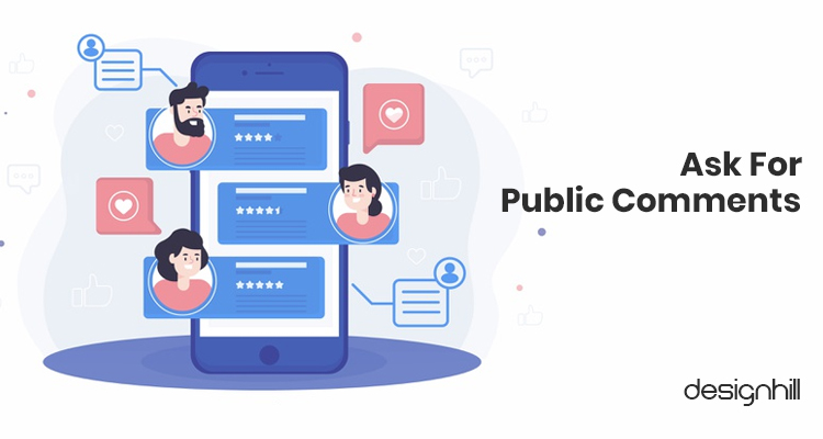 Ask For Public Comments