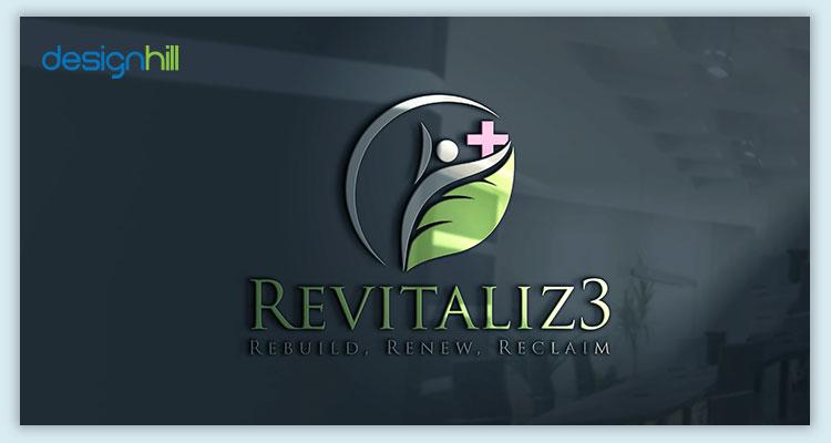 Revitalize3 Logo