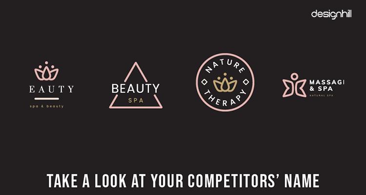 Competitors' Name