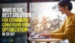 Ecommerce Conversion Rate Optimization