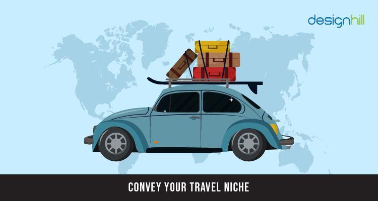 Convey Your Travel Niche