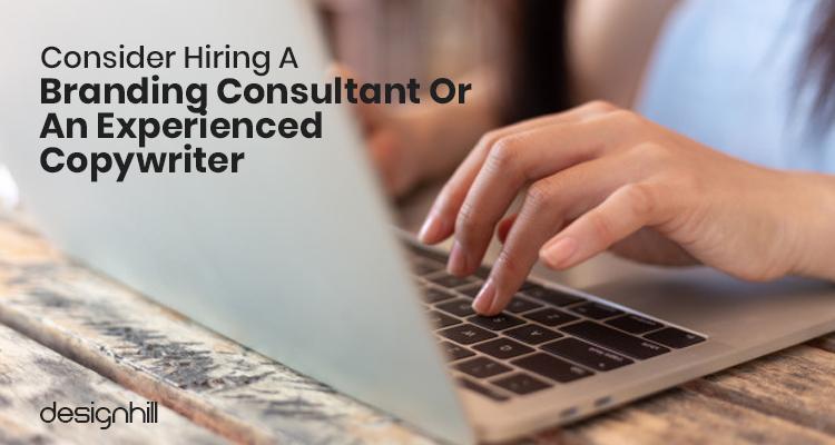 Consider Hiring A Branding Consultant
