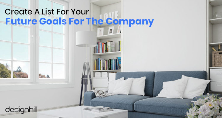 Create A List For Your Interior Design Business
