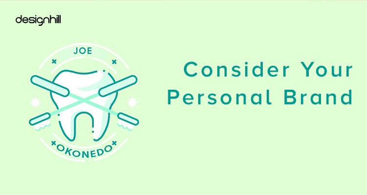 Personal Brand For Dental Clinic