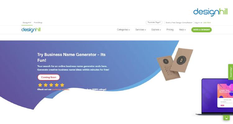 Name Generator for Cosmetics & Beauty Companies