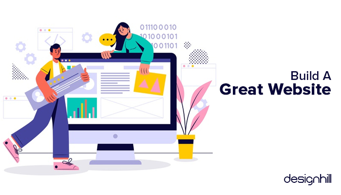 Build A Great Website