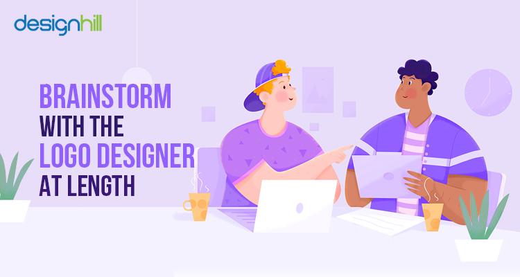 Brainstorm With The Logo Designer