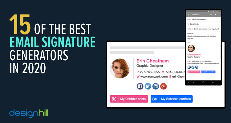 free email signature generator for mac