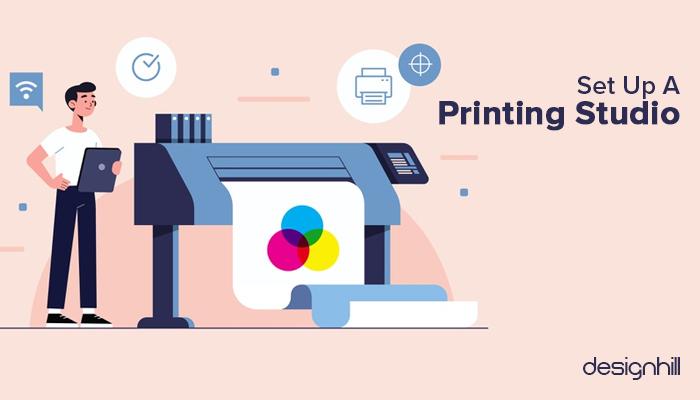 Set Up A Printing Studio