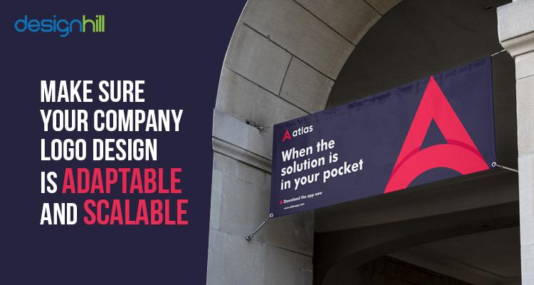 Company Logo Design Is Adaptable