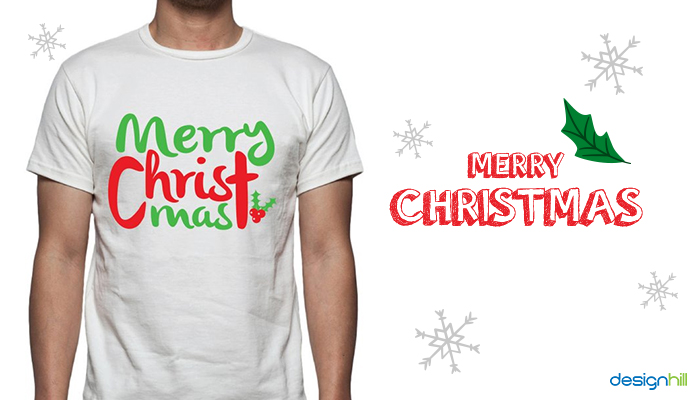 40 Festive Christmas T-Shirt Design Ideas
