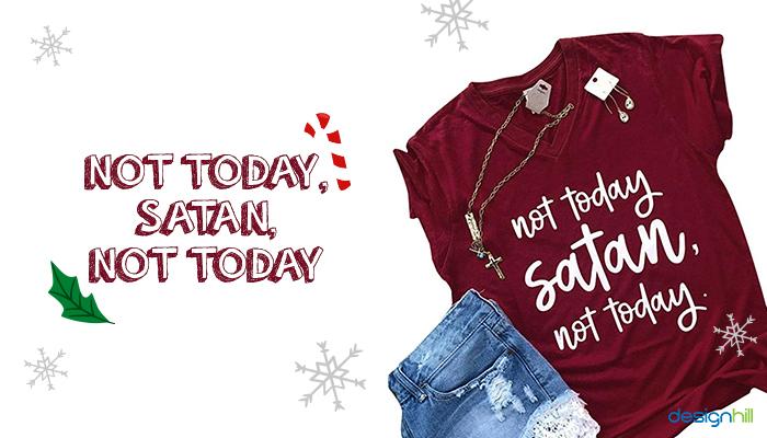 Satan on Christmas