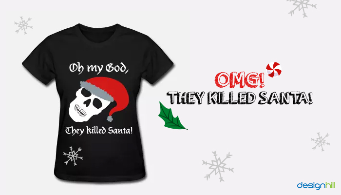 They Killed Santa