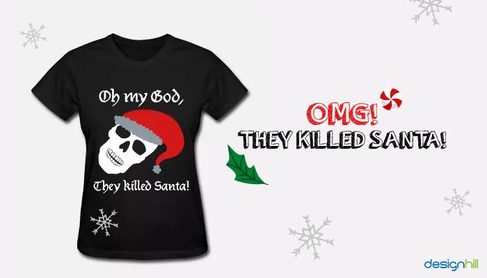They Killed Santa