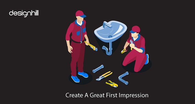Create A Great First Impression