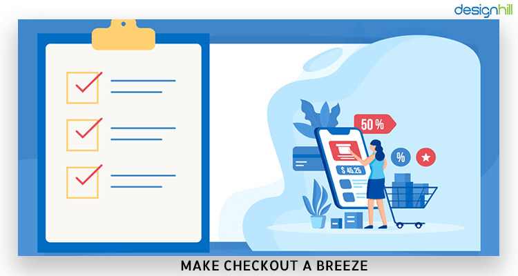 Make Checkout A Breeze