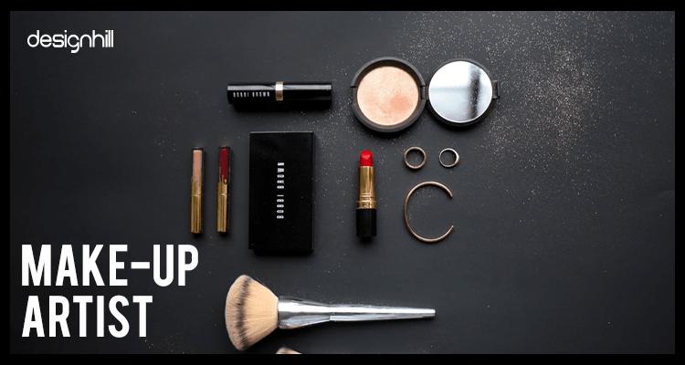 23 Small Business Idea : Make-Up Artist