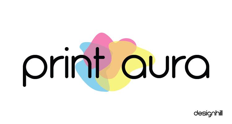 Print Aura t-shirt template
